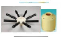 Cos superior SHF si inferior HF interior dedurizatoare