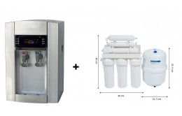 Dozator de apa Aqualine MINI+Purificator Osmoza Inversa